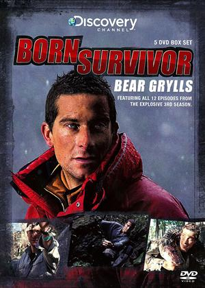 Rent Bear Grylls: Born Survivor: Series 3 Online DVD Rental