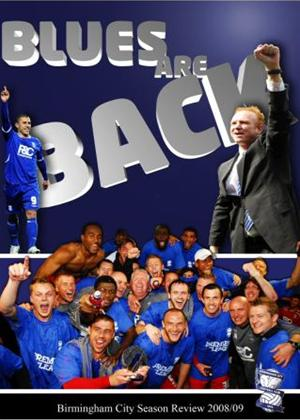 Blues Are Back Birmingham City Review 2008/09 Online DVD Rental
