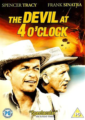 The Devil at Four O'Clock Online DVD Rental