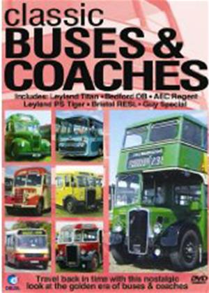 Rent Classic Buses and Coaches Online DVD Rental