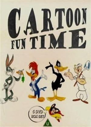 Rent Cartoon Fun Time Online DVD Rental
