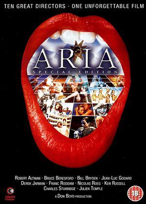 Aria Online DVD Rental