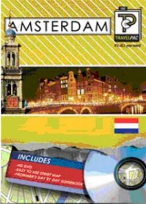 Rent Amsterdam: The Travel-pac Guide Online DVD Rental