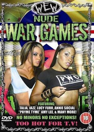 Rent WEW: Nude War Games Online DVD Rental