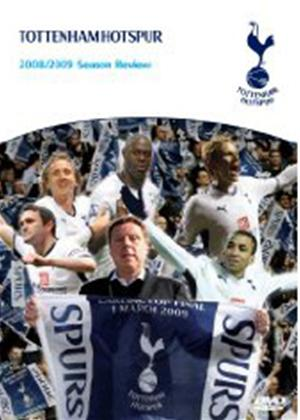 Tottenham: Season Review 2008/2009 Online DVD Rental