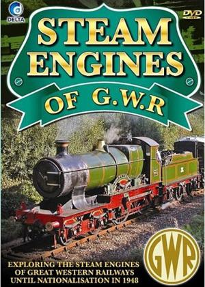 Rent Steam Engines of G.W.R Online DVD Rental