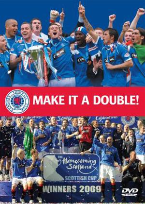 Rangers: Season Review 2008/2009 Online DVD Rental