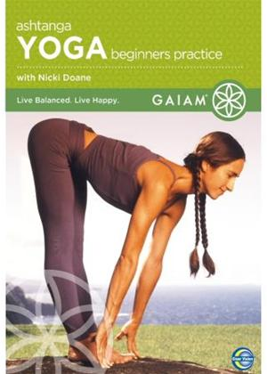 Rent Gaiam Ashtanga Yoga for Beginners Online DVD Rental