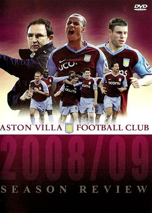 Aston Villa: Season Review 2008/2009 Online DVD Rental