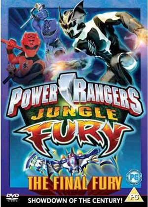Rent Power Rangers: Jungle Fury: Vol.5 Online DVD Rental