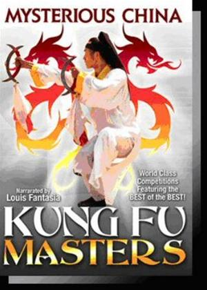 Rent Mysterious China: Kung Fu Masters Online DVD Rental