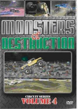 Monsters of Destruction 4 Online DVD Rental