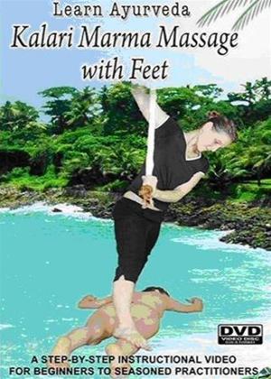 Learn Ayurveda Kalari Marma Massage with Feet Online DVD Rental