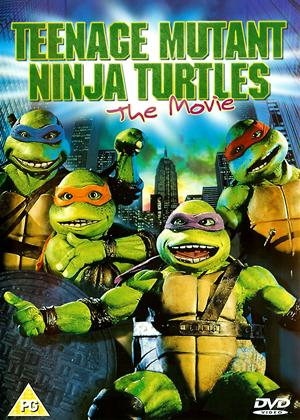 Rent Teenage Mutant Ninja Turtles: The Movie Online DVD Rental