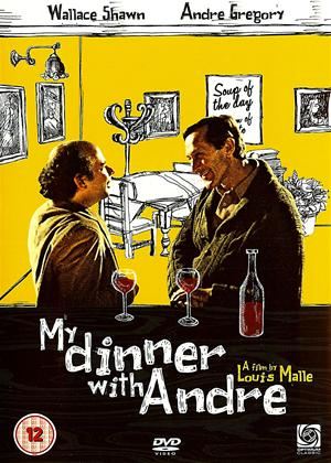 Rent My Dinner with Andre Online DVD Rental