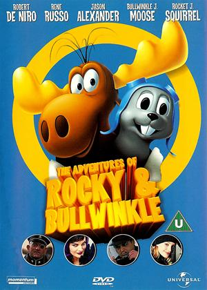 The Adventures of Rocky and Bullwinkle Online DVD Rental