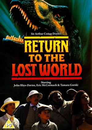 Return to the Lost World Online DVD Rental