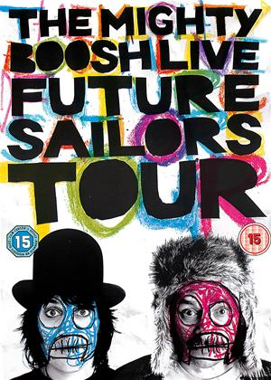The Mighty Boosh: Live Future Sailors Tour Online DVD Rental