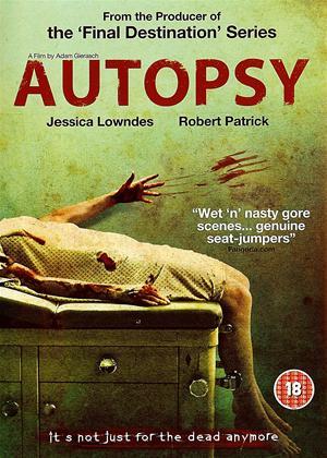 Autopsy Online DVD Rental