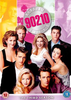 Rent Beverly Hills 90210: Series 3 Online DVD Rental