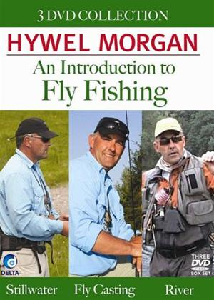Rent Hywel Morgan: An Introduction to Fly Fishing Online DVD Rental
