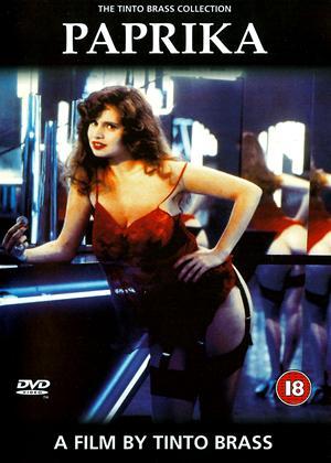 Tinto Brass: Paprika Online DVD Rental