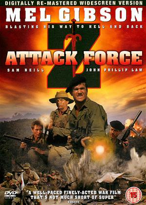 Rent Attack Force Z Online DVD Rental