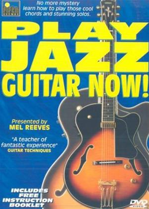 Play Jazz Guitar Now! Online DVD Rental