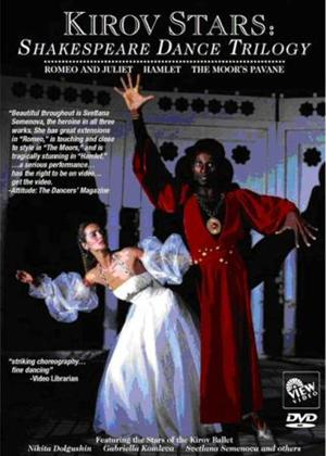 Rent Kirov Stars: Shakespeare Dance Trilogy Online DVD Rental