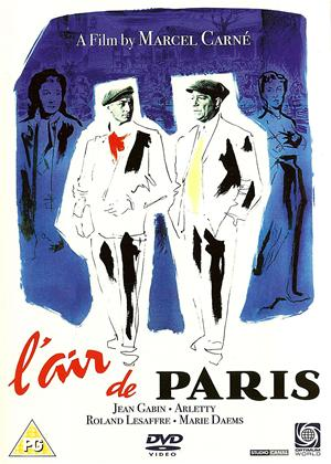 Air of Paris Online DVD Rental