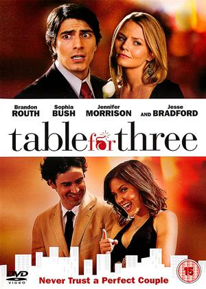 Rent Table for Three Online DVD Rental