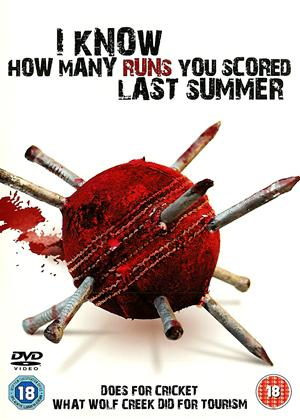 I Know How Many Runs You Scored Last Summer Online DVD Rental