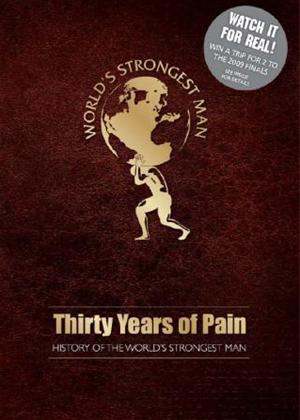 Rent Worlds Strongest Man: Thirty Years of Pain Online DVD Rental