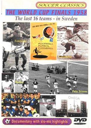 Rent World Cup Finals 1958: The Last 16 Online DVD Rental