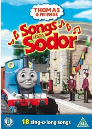 Rent Thomas and Friends: Songs from Sodor Online DVD Rental