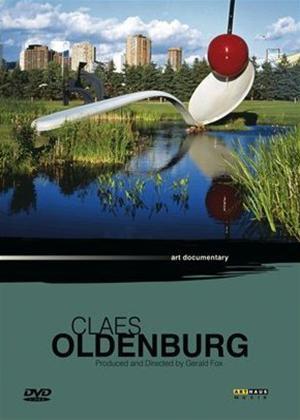 Rent Claes Oldenburg: Art Lives Online DVD Rental