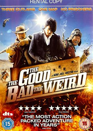 The Good, the Bad, the Weird Online DVD Rental