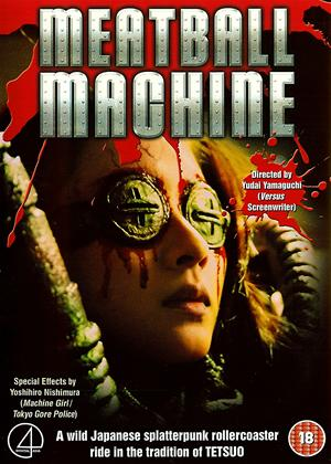 Meatball Machine Online DVD Rental