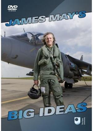 James May's Big Ideas Online DVD Rental