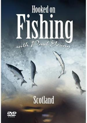 Hooked on Fishing with Paul Young: Scotland Online DVD Rental