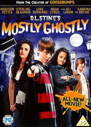 Rent R.L. Stine: Mostly Ghostly Online DVD Rental