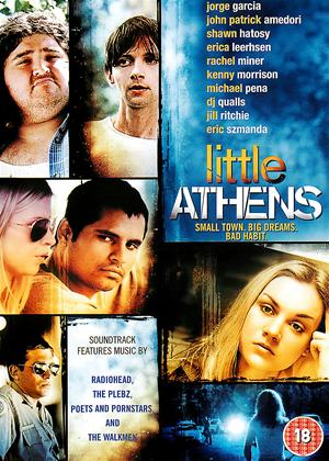 Rent Little Athens Online DVD Rental