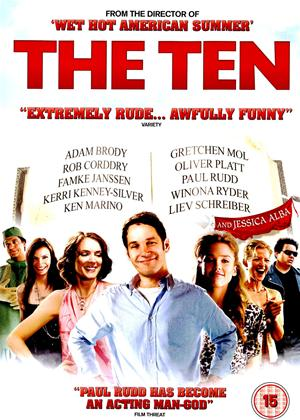 The Ten Online DVD Rental