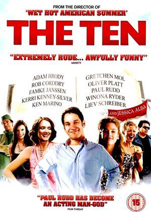 The Ten Online DVD Rental