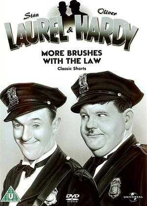 Laurel and Hardy: More Brushes with the Law Online DVD Rental