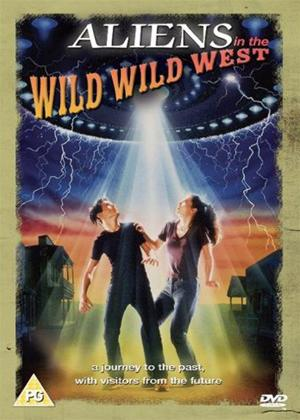 Rent Aliens in the Wild Wild West Online DVD Rental
