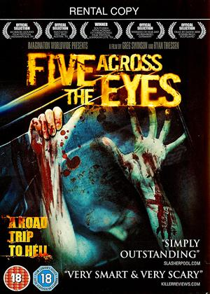 Five Across the Eyes Online DVD Rental