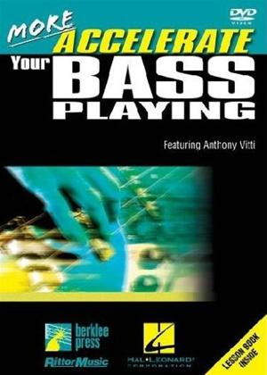 Rent More Accelerate Your Bass Playing Online DVD Rental