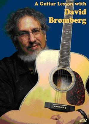 Rent A Guitar Lesson with David Bromberg Online DVD Rental