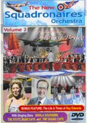 Rent New Squadronaires Orchestra with Roy Edwards Online DVD Rental